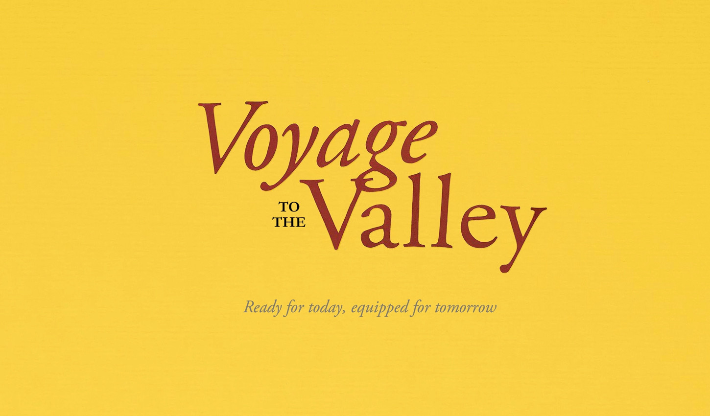 Allen & Overy: Voyage to the Valley 2019